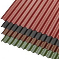 Corrugated Bitumen Sheet 200x95