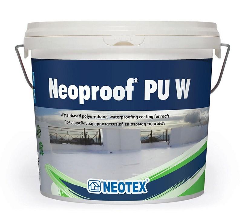 Waterproofing Neoproof Pu W
