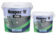 Epoxy paint Neopox® W Plus