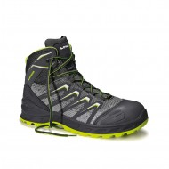 Защитни обувки LOWA LARROX Work GTX grey Mid S3 CI - Made in Germany