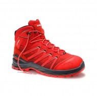 LOWA LARROX Work GTX red Mid S3 CI