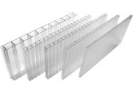 Polycarbonate sheets - Twin wall