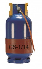 Heating jacket GS-1